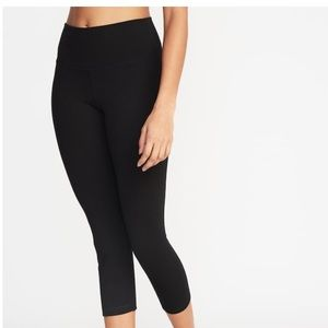 Old navy active leggings cropped